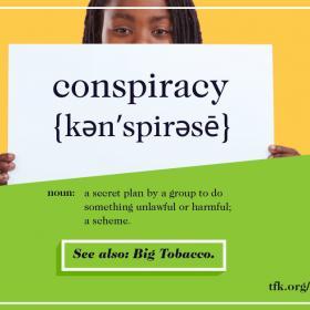 Big Tobacco Conspiracy